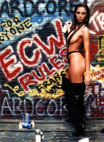 Hotest Woman In Ecw Freakin Awesome Network Forums